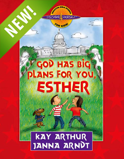 God Has Big Plans for You, Esther