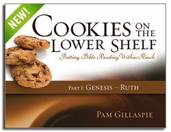 Cookies on the Lower Shelf - Part 1: Genesis to Ruth