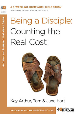 Being a Disciple: Counting the Real Cost