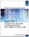 Isaiah Part 1 (Chapters 1-39)