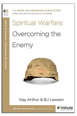 Spiritual Warfare : Overcoming the Enemy