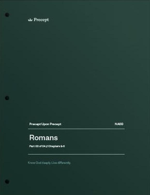Romans Part 3 (Chapters 9-11)