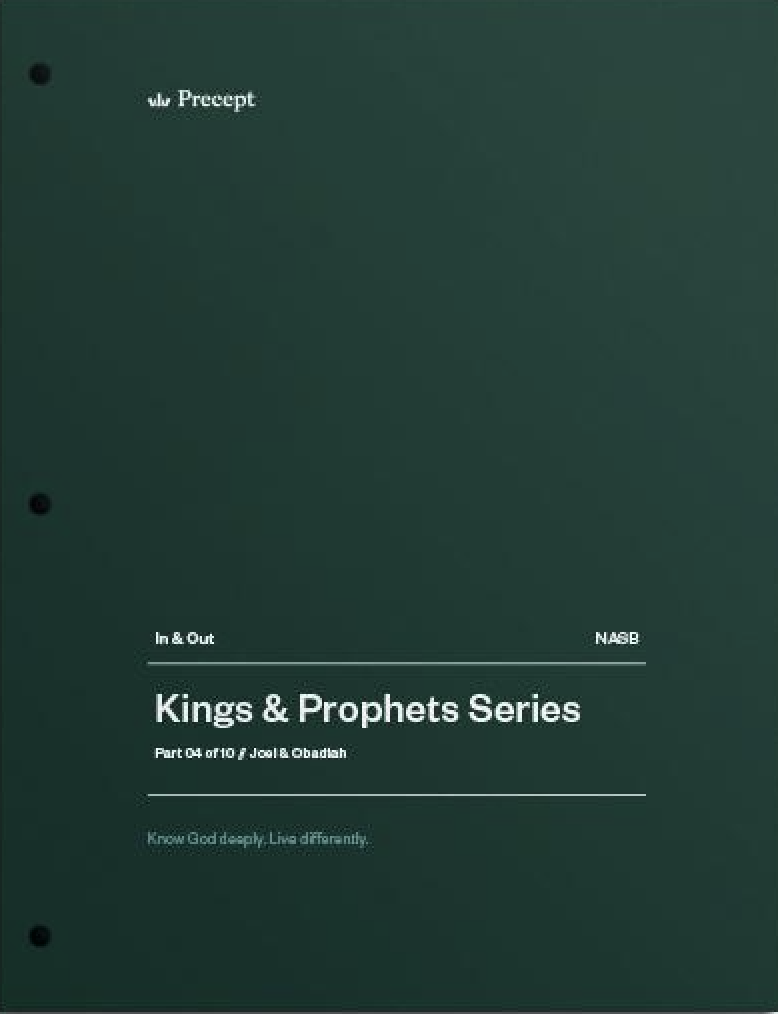 Kings & Prophets 04 - Spare Your People, Lord