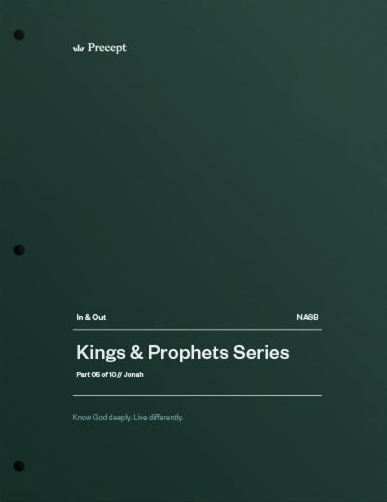 Kings & Prophets 05 - Where Are You Going?