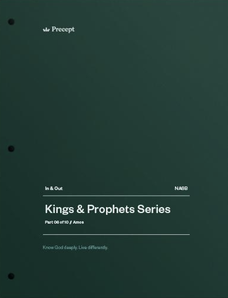 Kings & Prophets 06 - Prepared To Meet Your God