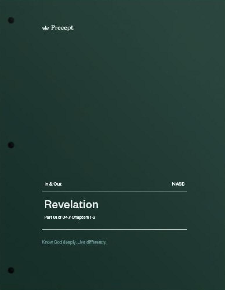 Revelation Part 1 (Chapters 1-3)